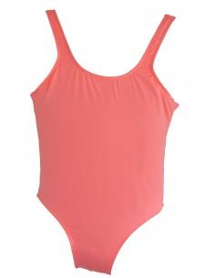 Entero camiseta rosa flúor