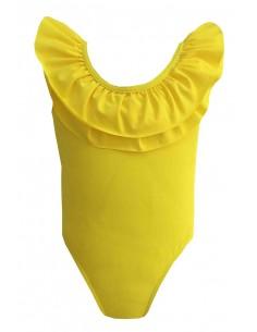 Entero volantes amarillo